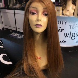 Accessories - American Wig USA Long reddish Copper Sale chicago